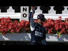 Kasey Kahne wins GoBowling.com 400 NASCAR Sprint Cup race at Pocono - YouTube