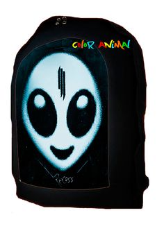 Mochila Skrillex Recess - Comprar en Color Animal
