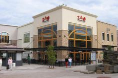 Zao located in Bridgeport was completed in 2003 by Valerio Architects.
