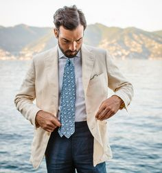scenes of unimportance (summer suiting)