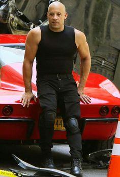 Vin Diesel #FF8 Toretto***