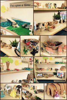 Story shelves
