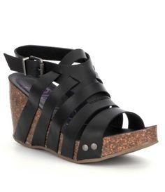 ed7b777ea6e40d Blowfish Herz Sandals  Dillards Womens Shoes Wedges
