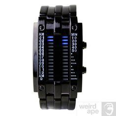 Movement: Japanese #Quartz (battery operated) Display: Digital Strap material: Stainless steel Case material: Stainless steel Face material: Glass Clasp type: Pu