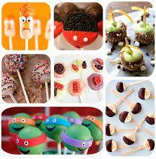 Resultado de imagen para recetas mesa dulce para cumpleaos