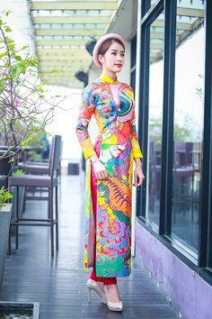 ÁO DÀI TẾT: 3 mốt áo dài được các người đẹp Việt chọn nhiều nhất trong dịp Tết 2016
