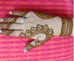 Latest Mehandi Designs For Rakshabandhan 2020 Mehndi Designs Book, Mehandi Designs, New Mehandi, Indian Festivals, Simple Designs, Henna, Going Out, Alphabet, Cool Outfits