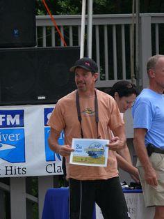 Back to the Hooch Race - 2nd place