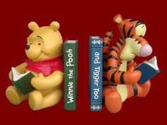 winnie the pooh bookends christiane serre livres
