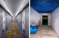 The Line Hotel by Knibb Design - News - Frameweb