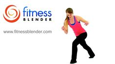 Quiet Cardio Workout - Low Impact No Bounce Recovery Cardio Workout, via YouTube.