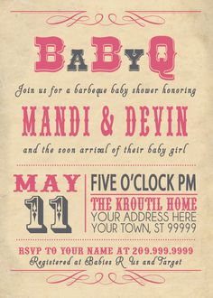 Couples bbq and diaper baby shower invitation barbecue red gray couples bbq and diaper baby shower invitation barbecue red gray diaper invitation couple baby shower printable invitation pinterest shower filmwisefo