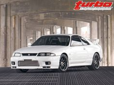 Nissan Skyline R33 GTR 500R