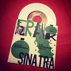 Frank Sinatra white vinyl! White Christmas, Xmas, Greaser, Christmas Albums, White Vinyl, Yule, Dolls, Music, Instagram Posts