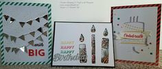 Creative Stamping & Crafts with Margaret: Back in Action!