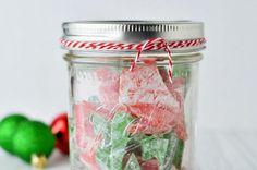 Cinnamon Rock Candy Recipe | Christmas Rock Candy| How to make Rock Candy | Mason Jar Candy