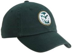 Colorado State Rams Adult Adjustable Hat, Green by Top of the World. $12.94. Secondary mark on the woven flag label on the back. Primary 3D logo on the front. Team color adjustable washed cotton hat. cotton. NCAA Colorado State Rams Adult Adjustable Hat