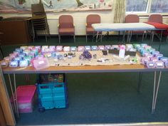 The other part of my stall at the Celtic Reiki Day in Rhymney 12th Oct 2013