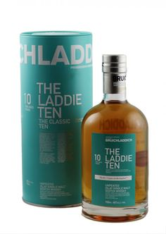 @Marsas (Degustacija) 13/02/14 (The Laddie Ten | Islay) ..non chill filtered, not coloured, and at 46%. Not a bad start. Thick and oily with that instantly recognisable Bruichalddich maritime tang, this is a fabulous whisky that has captured perfectly the wonderful characteristics of the previous 10 y. old and somehow improved upon them. BTW, a teaspoon or two really brings out the qualities of whisky; a rich, mellow creaminess beneath a nautical tang - the whole impression is gorgeous…