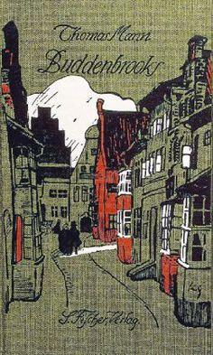 Die Buddenbrooks von Thomas Mann. #weltbild #lesen #buch #klassiker