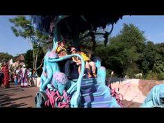 Mickey's Jammin' Jungle Parade at Walt Disney World's Animal Kingdom! (in HD)