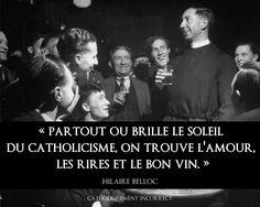 Vin et catholicisme