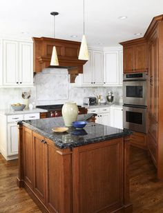 California Kitchen Remodeling by EBCON #kitchen #remodeling #traditional