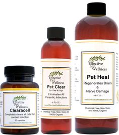 Do you know anyone that their pet has heartworms? Lyme Disease? Nerve or brain damage? Even needing a dewormer? This is an ALL natural blend of herbs that is 100% guaranteed to work. Heartworms have been rid of in 2 weeks. Never use those deadly toxins again to kill them. This is an awesome solution to what many people have been looking for. Well here it is..You have to check these products out.
