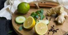 Strong and Beyond: Detox Cleanse Water