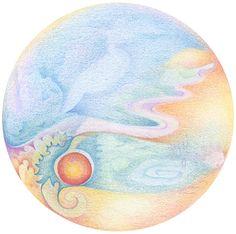 Mandala's tekenen met Hannie de JongPicture 73 « | Mandala's