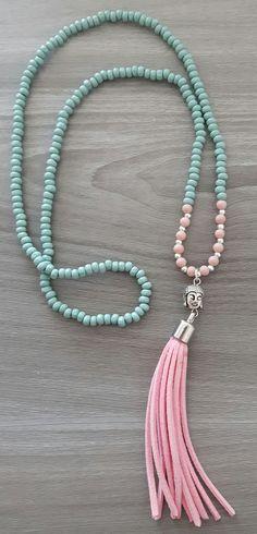 Boho / Buddha necklace