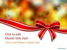 Free christmas wreath powerpoint template free powerpoint celebrate the inauguration of a project and invite everyone to come and have a good time with free snowflakes ppt template for all those chilly times toneelgroepblik Images