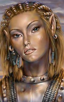 Jaheira (Baldur's Gate II)