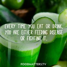 Food for thought..  Food Matters