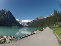 Moderate Hike: Plain of 6 Glaciers and Teahouses: (Full Day 10+ km) #Canmore
