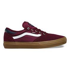 Herren Skateschuh Vans Gilbert Crockett Pro Skate Shoes - http://on-line-kaufen.de/vans/port-royale-gum-herren-skateschuh-vans-gilbert-8