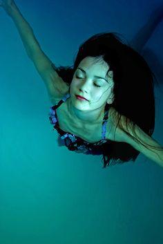 The Swimmer, by Rebecca Tun