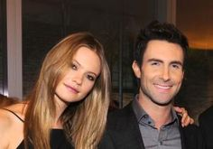 """Adam Levine wants Behati Prinsloo on his team.         The Voice judge proposed to his supermodel girlfriend Behati Prinsloo this weekend in Los Angeles—and she said yes.        """"Adam Levine and his girlfriend Behati Prinsloo are excited to announce they are engaged to be married,""""  a representative confirmed to People."""