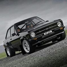 Ford Escort MK2.                                                                                                                                                      More