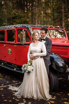 red hummer wedding limo