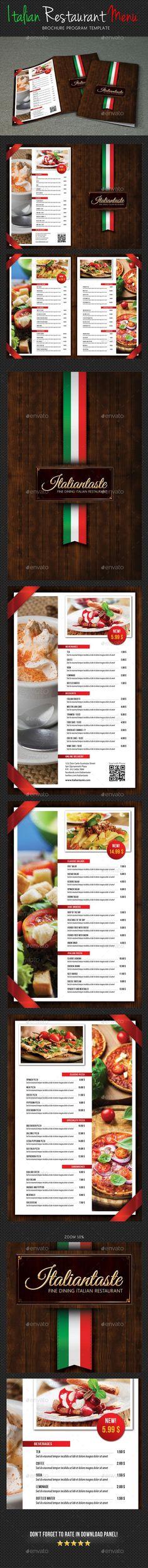 Food Menu Flyer Template Psd  Best Food Menu Templates