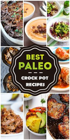 50 Paleo Crock Pot Recipes that Will Knock Your Socks Off