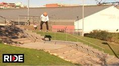 Joan Galceran – Jart Skateboards #TOWNTAPES Part – RIDE Channel: Source: RIDE Channel