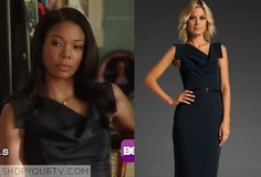 Being Mary Jane...the little black dress...Vogue pattern 8872