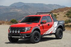 2012 Roush Raptor Supercharged