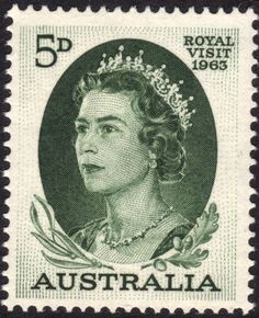 Queen Elizabeth ll - Royal Visit 1963 Santa Lucia, Royal Family Trees, Stamp Auctions, Commemorative Stamps, Rare Stamps, Going Postal, Isabel Ii, Prince, Stickers