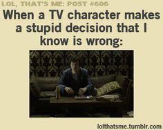 Sherlock . . .
