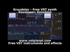 Kruudster - Free VST synth - vstplanet.com