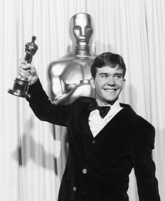 """Leverage"" star Timothy Hutton won the Academy Award for Best Supporting Actor (""Ordinary People,"" 1980) at the age of 20."