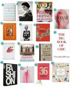 The Best Fashion Books My Favorite Coffee Table Books